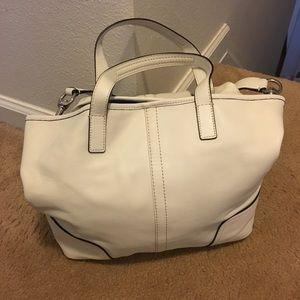 White Coach Hadley Bag